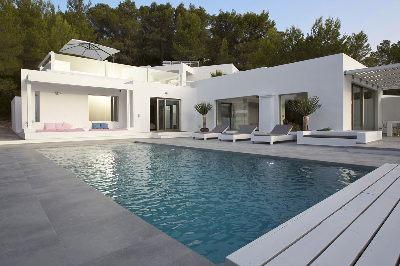 Modern Villas For Sale Luxury Contemporary Villas And