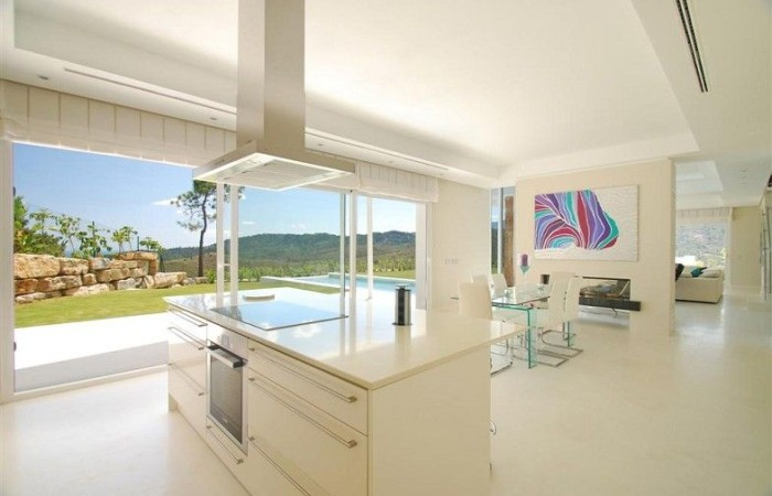 34133- Contemporary Villa in Countryside development 10 minutes from Marbella Club Golf, Benahavis, Spain