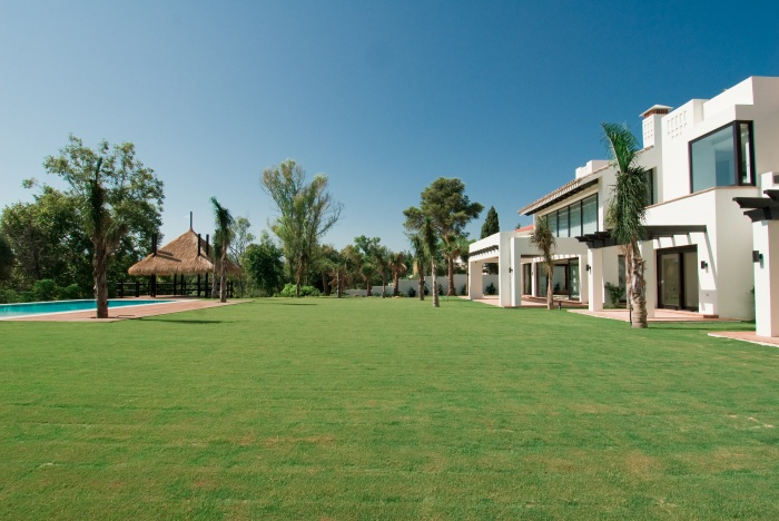 34136 - Contemporary new build villa in Marbella - Guadalmina Baja