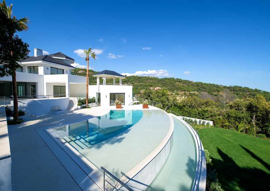 Luxury villa for saleby Carlos Lamas  in La Zagaleta, Marbella Spain