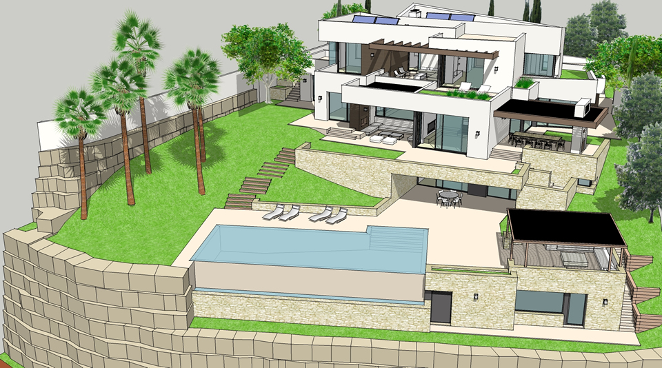 MOA architects Marbella